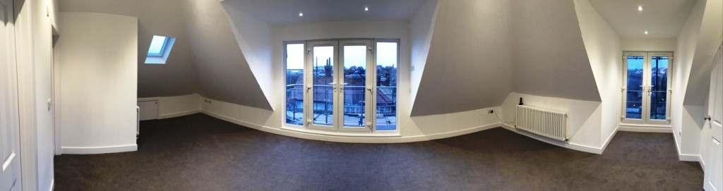 Loft conversion - Rottingdean